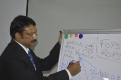 Lead Tutor Anil Menon