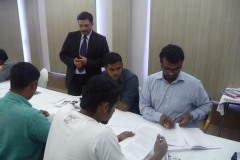 IGC Training led by Anil Menon