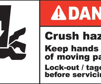 Crush hazard, biological hazards, IDIP OSH  NEBOSH IGC  HSW  IOSH  ISO 45001  IADC  MEDIC FIRST AID  H2S  EMS @ ASHEI KOCHI Contact:9745126655,9447609617