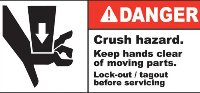 Crush hazard, biological hazards, IDIP OSH| NEBOSH IGC| HSW| IOSH| ISO 45001| IADC| MEDIC FIRST AID| H2S| EMS @ ASHEI KOCHI Contact:9745126655,9447609617
