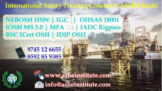 Carefulness costs you nothing. Carelessness may cost you your life. NEBOSH IGC, BSC IDIP, ISO 45001 @ Affordable rate. Registration Open now. Dial 8606108000 9447609617