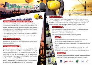 IOSH courses in kerala