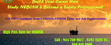 best training institute for safety courses NEBOSH IGC Best Tutor Degree Project Samples