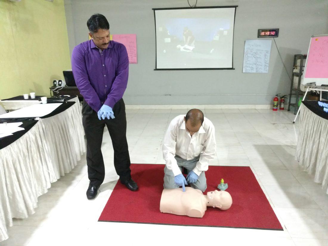 MFA Course in Kochi. Basic plus First Aid dial:9447609617