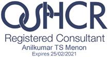 Anil Menon CMIOSH OSHCR consultant
