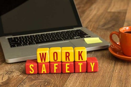 Work Safely- Office Safety rules