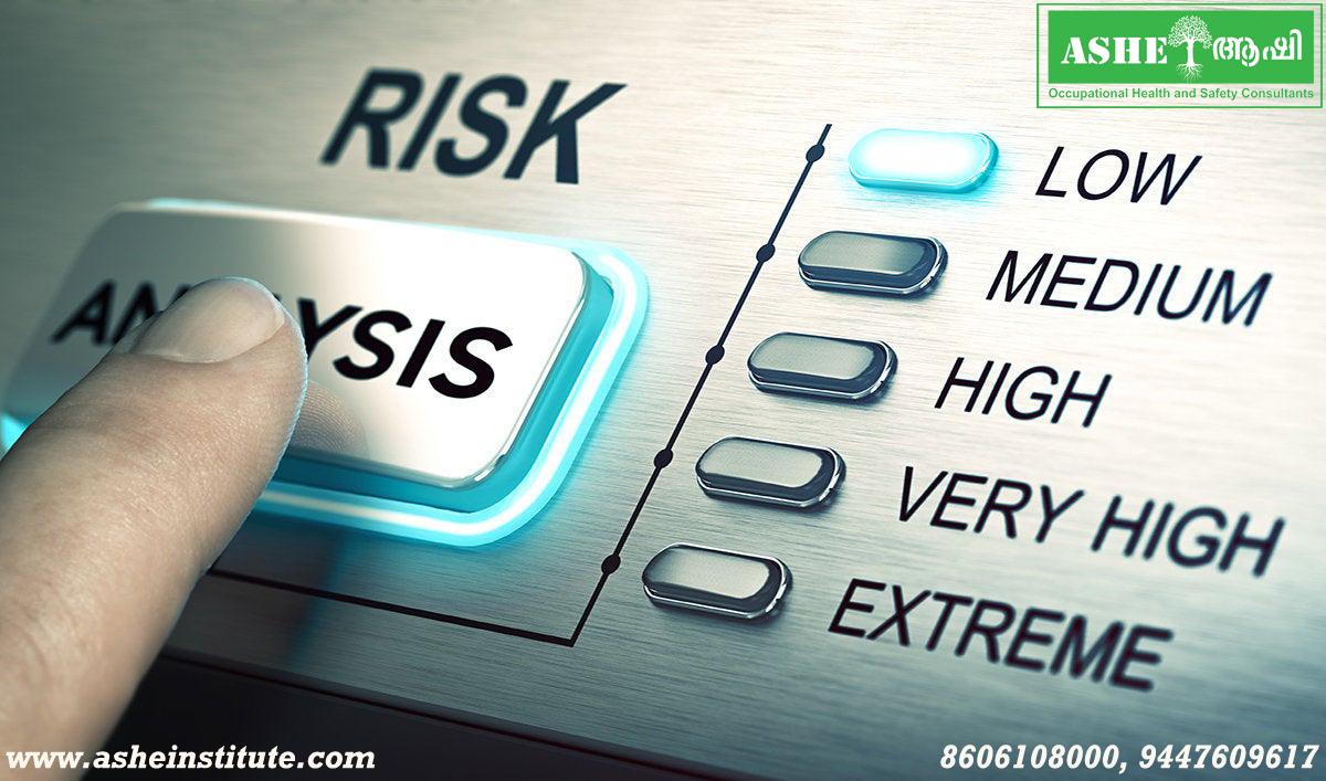 Risk Analysis, RA, Risk Assessment. Managing Risk at work